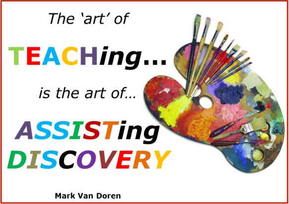 art-of-teaching-van-doren-quote1
