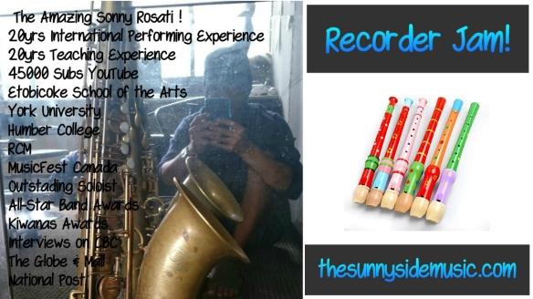Recorder Jam